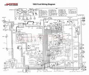 1950 Ford F1 Headlight Switch Wiring Diagram