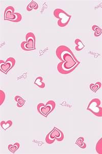Love Pink Wallpapers for iPhone