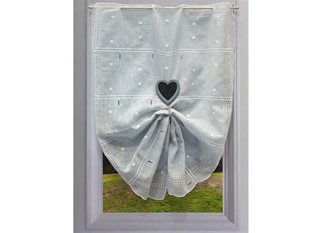 petit rideau gris petits carres petit rideau polyester coton