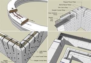 building a house floor plans earthbag house construction resources