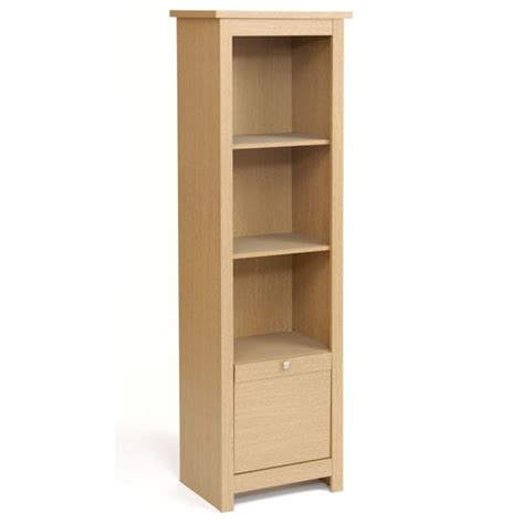 tall oak bookcase living room designs  fireplaces