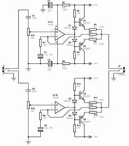 tl 082 archives amplifier circuit design With basic audio mixer using op amp
