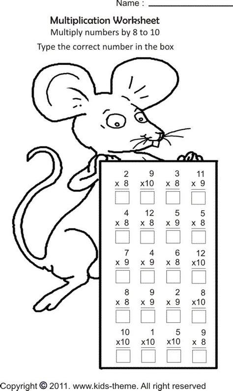 3rd grade math worksheet color by number math coloring pages 3rd grade in grade 2 and grade