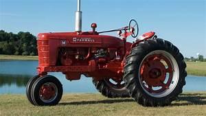1941 Farmall M Tractor