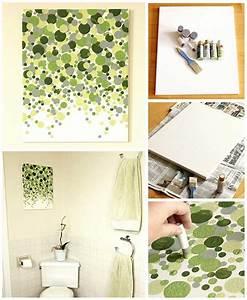 27 easy diy ways to make your walls look uniquely amazing With wall art diy