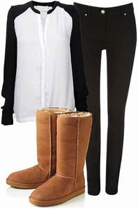 Chestnut Ugg Outfits Tumblr