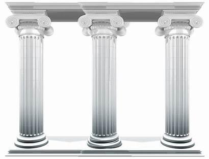 Clipart Pillar Library Cliparts Pillars Clip Glog