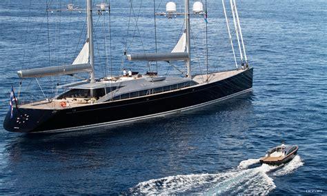 Vertigo Sailboat by Charter Luxury Sailing Yacht Vertigo Alloy Yachts