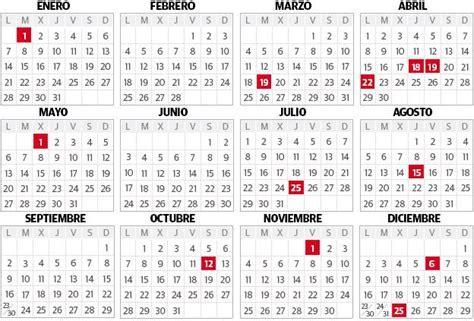 calendario  gipuzkoa calendario