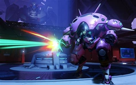 Overwatchs Dva Receives Stat Details For New Micro