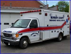 Squad and Medic Personnel of Morrow County Emergency ...