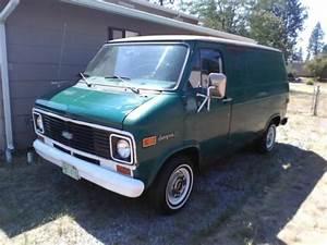 1973 Chevrolet G10 Van For Sale