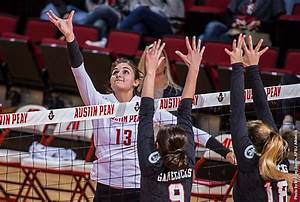 APSU Volleyball take care of Jacksonville State in ...