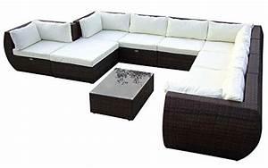 Xxl Sofa Mit Hocker : baidani gartenm bel sets designer xxl sofa extreme hocker mit auflage couch ~ Bigdaddyawards.com Haus und Dekorationen
