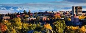 Washington State University In Autumn Photograph by David ...