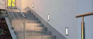 Wandeinbauleuchten Für Treppen : orientierung treppen und stufen beleuchten lte ~ Watch28wear.com Haus und Dekorationen