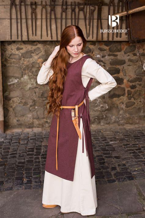 outer garment haithabu brown