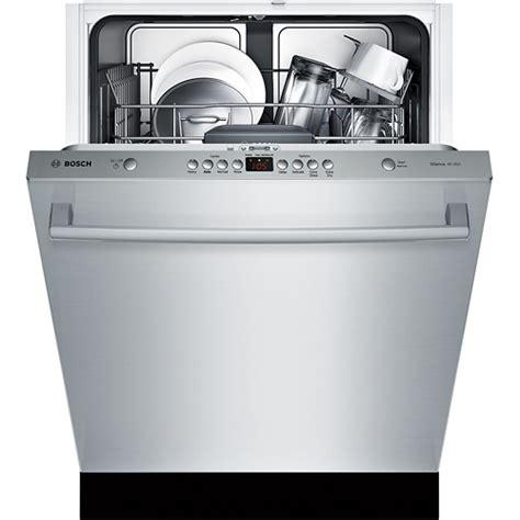 Bar Dishwasher by Shx4at55uc Bosch 24 Quot Bar Handle Dishwasher Ascenta Series