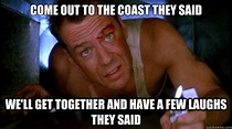 Come out to the coast they said we'll get together and ...