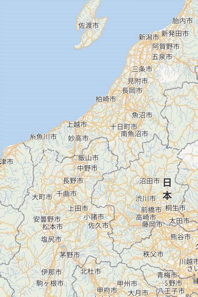 千曲 川 地図