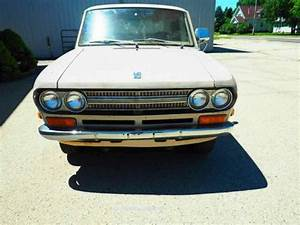 1971 Datsun 1600 Nissan Pick Up Truck California Barn Find
