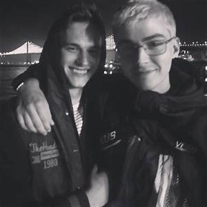 Are Brandon Flynn and Miles Heizer From '13 Reasons Why ...