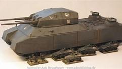 Image result for german Ratte tank