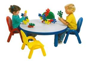 kids folding table and chairs target images kids folding