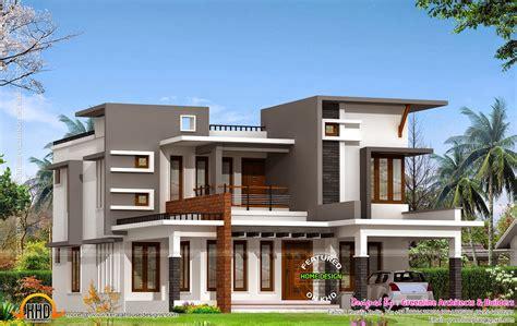 Home Design Estimate Contemporary House With Estimate Kerala Home Design And Floor Plans