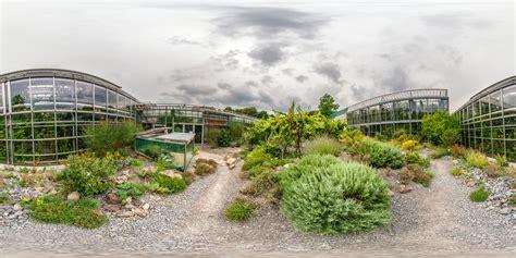 Botanischer Garten Würzburg  Mediterraner Innenhof