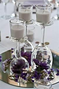 Deko Ideen Kerzen Im Glas : hochzeitstischdeko stillvolle beispiele f r ihren gro en tag ~ Bigdaddyawards.com Haus und Dekorationen