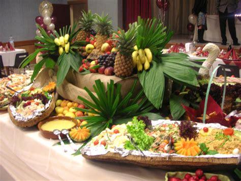 Décoration Buffet Mariage  Buffet Froid Pour Repas De