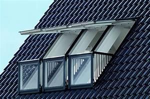Dachfenster Mit Balkon Austritt : velux cabrio au enansicht wohndachfenster dachgauben einbau service reparatur ~ Indierocktalk.com Haus und Dekorationen