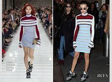 Millie Bobby Brown In Louis Vuitton TRL Red Carpet