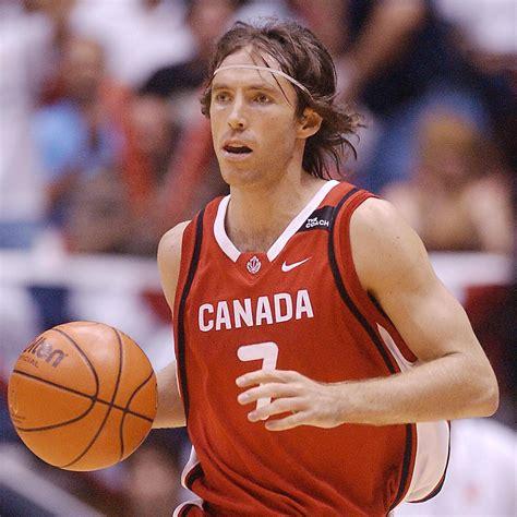 steve nash leaves  legacy  canadian basketball