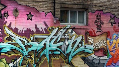 Graffiti Tag Wallpaper For Desktop