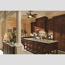 Woodmode Southern Reserve Style  Kitchen Designs