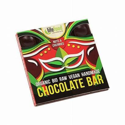 Bio Nuss Lifefood Kirsche Chocolate Roh 35g