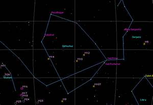 Barnard's Night Star Chart (page 2) - Pics about space