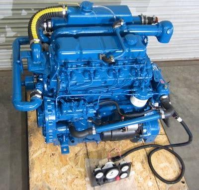perkins  marine diesel engine