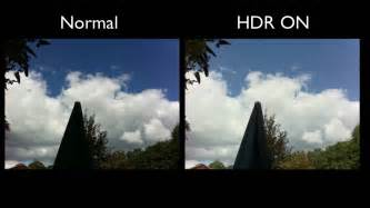 what is hdr on my iphone iphone 4 hdr mode high dynamic range