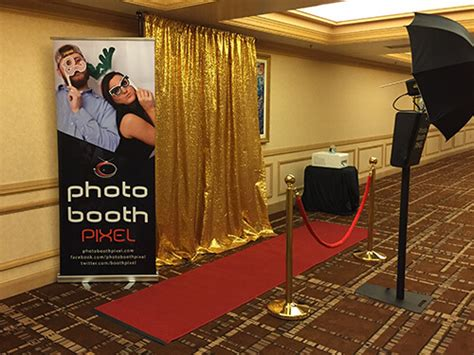 Photo Booth Rental - PhotoBooth Pixel | Serving ...