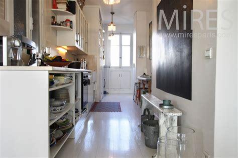 cuisine en longeur cuisine en longueur c0867 mires
