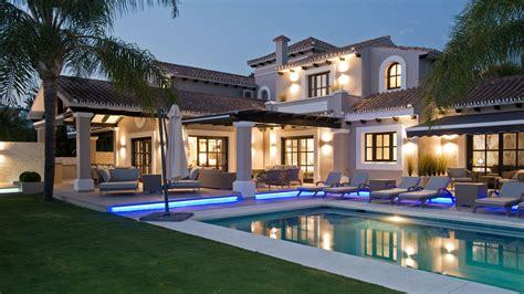 villa marbella andalucia luxury sierra nueva villas property rent