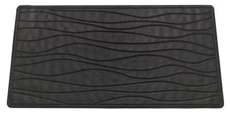 Splash Collection By Ben&jonah Rubber Bath Tub Mat In
