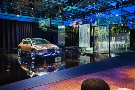 BMW Group at the 2019 Consumer Electronics Show (CES) in Las Vegas. - Theauto.eu
