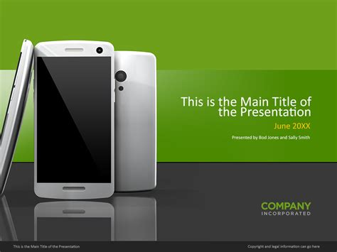 T Mobile Powerpoint Template by Powerpoint Norebbo