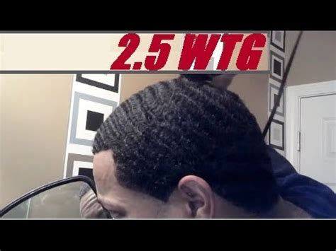 cut number guard wtg waves haircut youtube