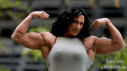 Muscle Fitness Bodybuilding Obsession Obsessed Female Motivation