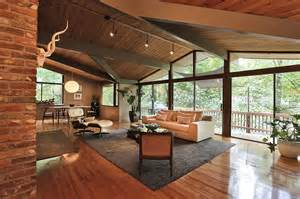 open floor plan ranch atlanta mid century modern homes for sale archives page